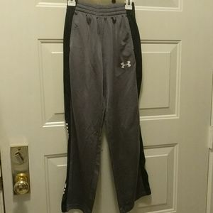 Size youth small Under Armour boys sweatpants